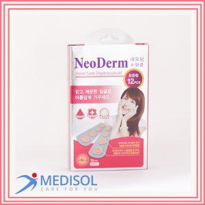miếng dán trị mụn Neoderm Ultra Thin Spot 12