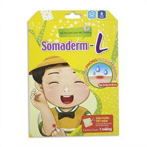 Miếng Dán Mụn/Vết Thương Somaderm-L